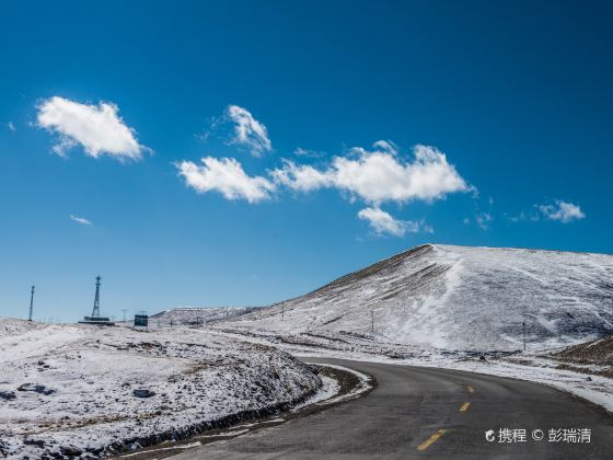 Kunlun Mountain Pass