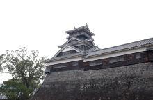 熊本城下の街与车