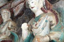 泥塑肉雕飞天,国内独一无二——张掖金塔寺