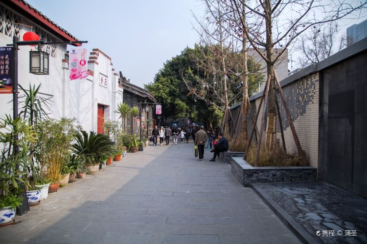 Wide and Narrow Alley4