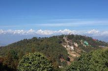 尼泊尔纳加阔特是加德满都谷地360度观赏喜马拉雅山脉的观景台
