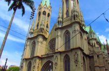 走南美之3:巴西圣保罗大教堂