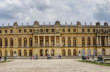 凡尔赛宫的后花园