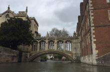 美得令人赞叹的剑桥大学叹息桥