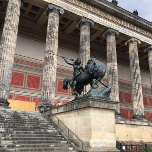 柏林旧博物馆旅游景点攻略图