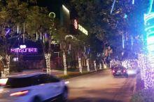 渭南韩城文庙夜景之二