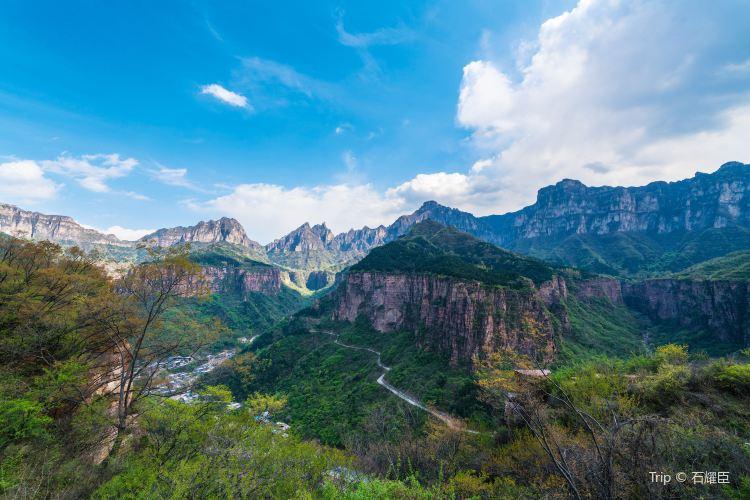 """Wanxian (""""Ten Thousand Divinities"""") Mountain Scenic Area2"""