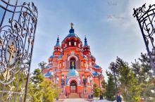 俄罗斯 伊尔库茨克 喀山圣母教堂