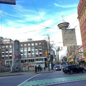 温哥华观景塔旅游景点攻略图