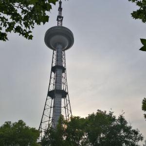 胜利电视观光塔旅游景点攻略图