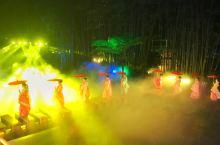 赤水大型奇幻实景夜游四洞仙境
