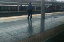 在菏泽火车站拍得