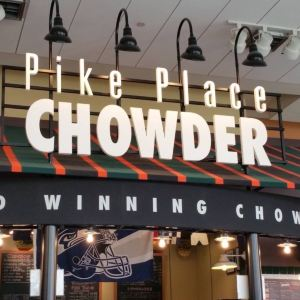Pike Place Chowder旅游景点攻略图