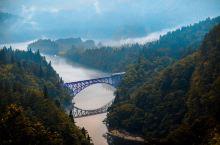 遇见日本最美铁路线—只見線
