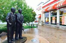 盐湖城全世界第一家KFC