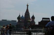 圣瓦西里升天大教堂·莫斯科