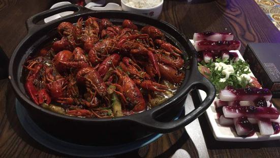 橫將軍肉蟹煲(頤高上海街店)