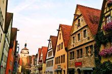 德国【罗滕堡】的美…