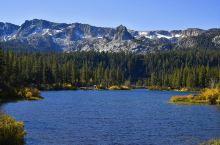 马麦斯湖 Mammoth Lakes