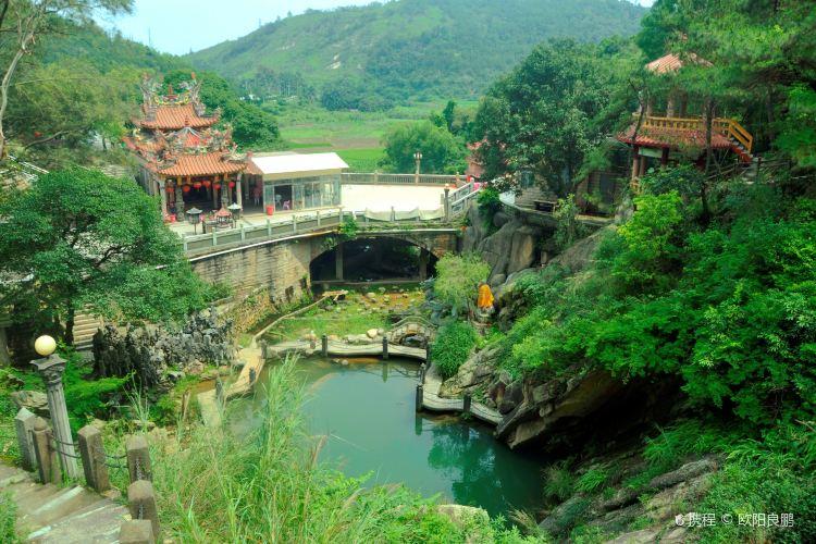 Tianxin Cave1