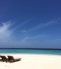 [马尔代夫游记图片] 拥抱印度洋的碧蓝传说-马尔代夫密度帕茹岛Meedhupparu7天5晚游记