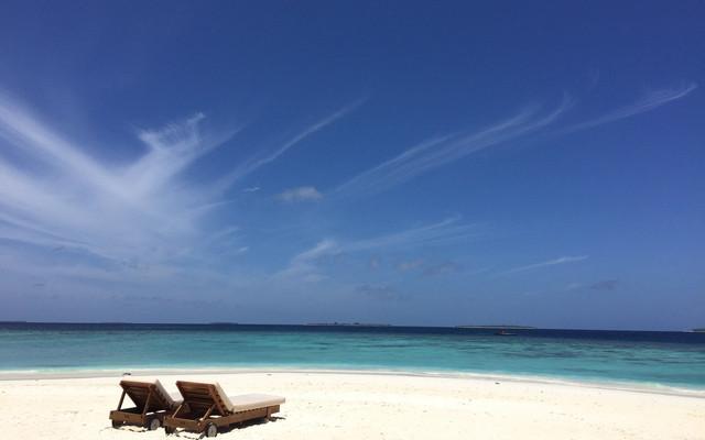 拥抱印度洋的碧蓝传说-马尔代夫密度帕茹岛Meedhupparu7天5晚游记