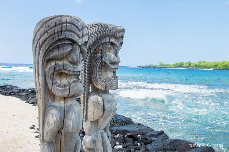 Pu'uhonua o Honaunau National Historical Park1