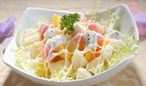 沙拉世界水果撈1