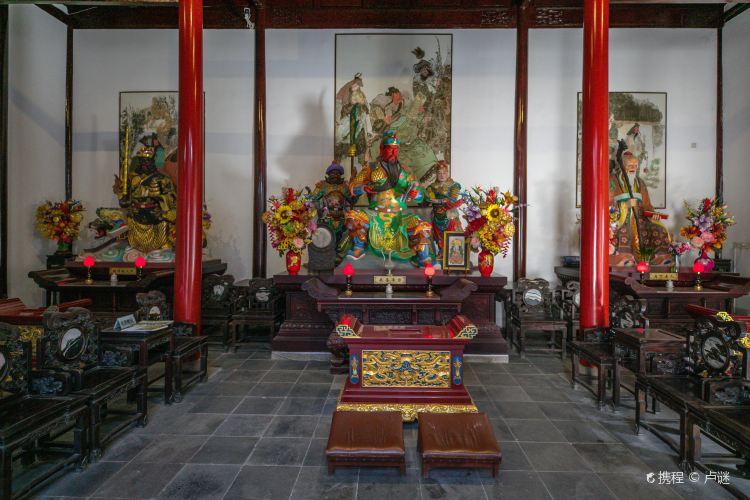 Huangpu Dajing Guandi Temple