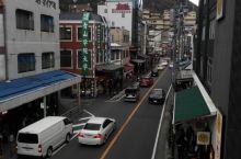箱根汤本转登山电车