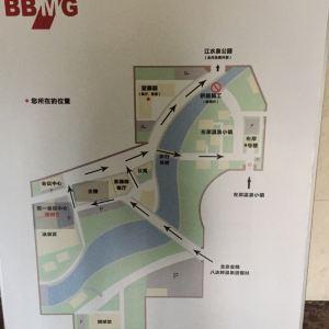 金隅八达岭温泉度假村旅游景点攻略图