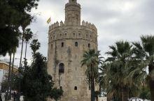 塞维利亚黄金塔
