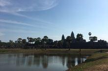 柬埔寨金边,吴哥窟