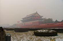 天安门城楼·北京 庄严肃穆的天安门城楼 再近一点 高耸的华表 登上城楼 府瞰广场 城内景