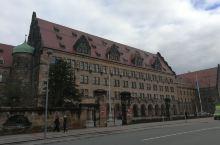 纽伦堡审判庭