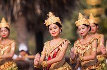 柬埔寨新年怎么过?谈谈情,跳跳舞,新的一年就到啦!