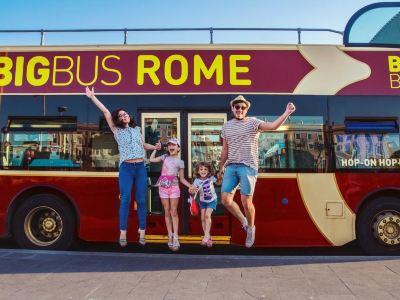 Big Bus Rome