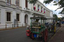 马尼拉王城,最古老的街道。