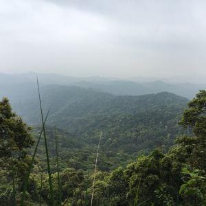 帽峰山旅游景点攻略图