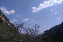 风光无限,蓝天白云,自然环境,来而无憾。