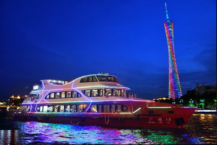 珠江夜遊天字碼頭4