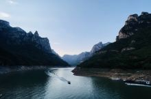 """豫山豫水,诗画云台-""""华夏第一谷""""红石峡"""