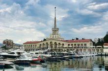 跟着世界杯畅游俄罗斯 一起去黑海畔的索契为世界杯呐喊助威!