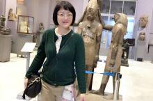 开罗的埃及博物馆的文物,是开放型的参观。