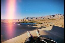 流浪式骑行第三十六天,我在乌海金沙湾。