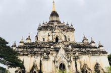 缅甸行行摄摄之第二站-万佛之国蒲甘(1)初印象