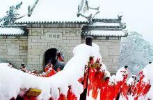 美!如果一场雪给你带来了兴奋,那这些地方能让你魂牵梦萦