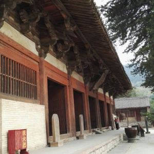 佛光寺旅游景点攻略图
