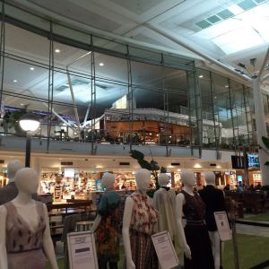 布里斯班机场旅游景点攻略图