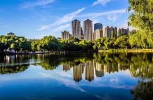 呼和浩特青城公园